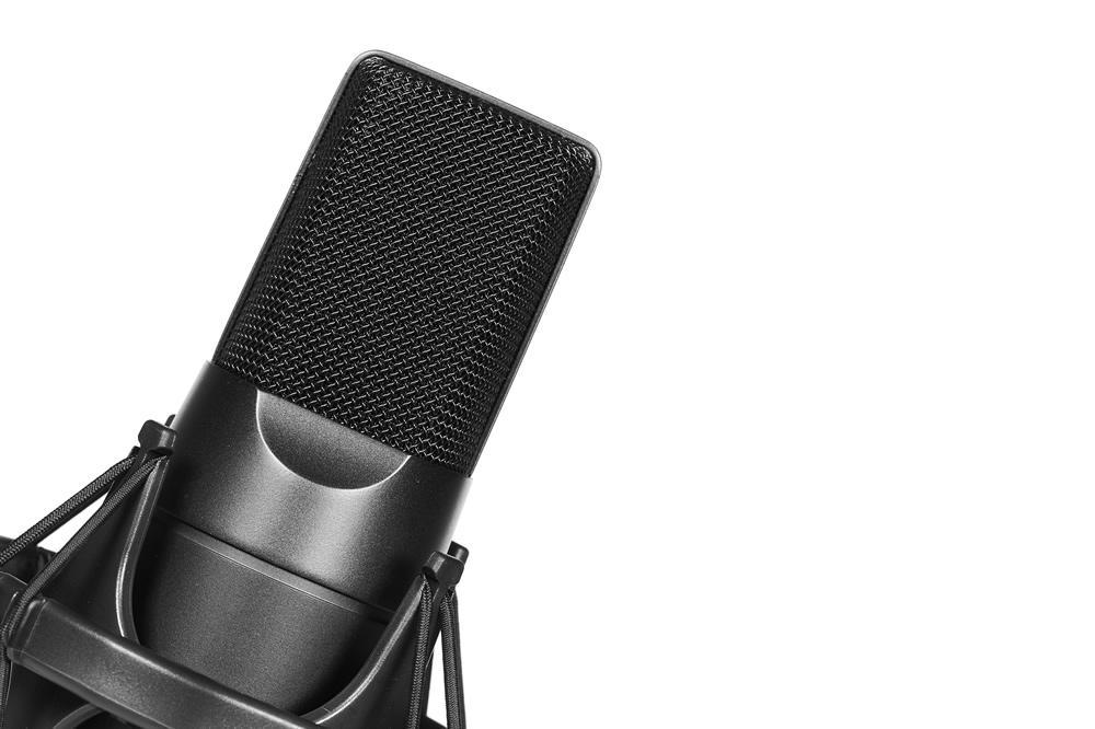 THRONMAX MDRILL ZERO USB Condenser Microphone -microphonebasics