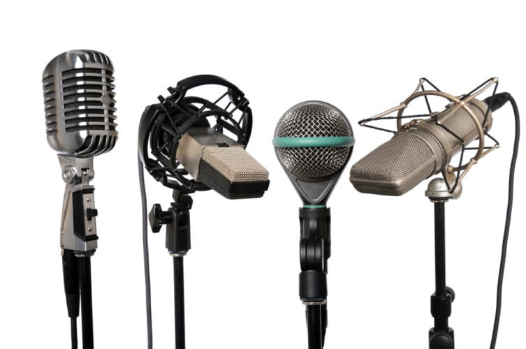 choosing your microphone
