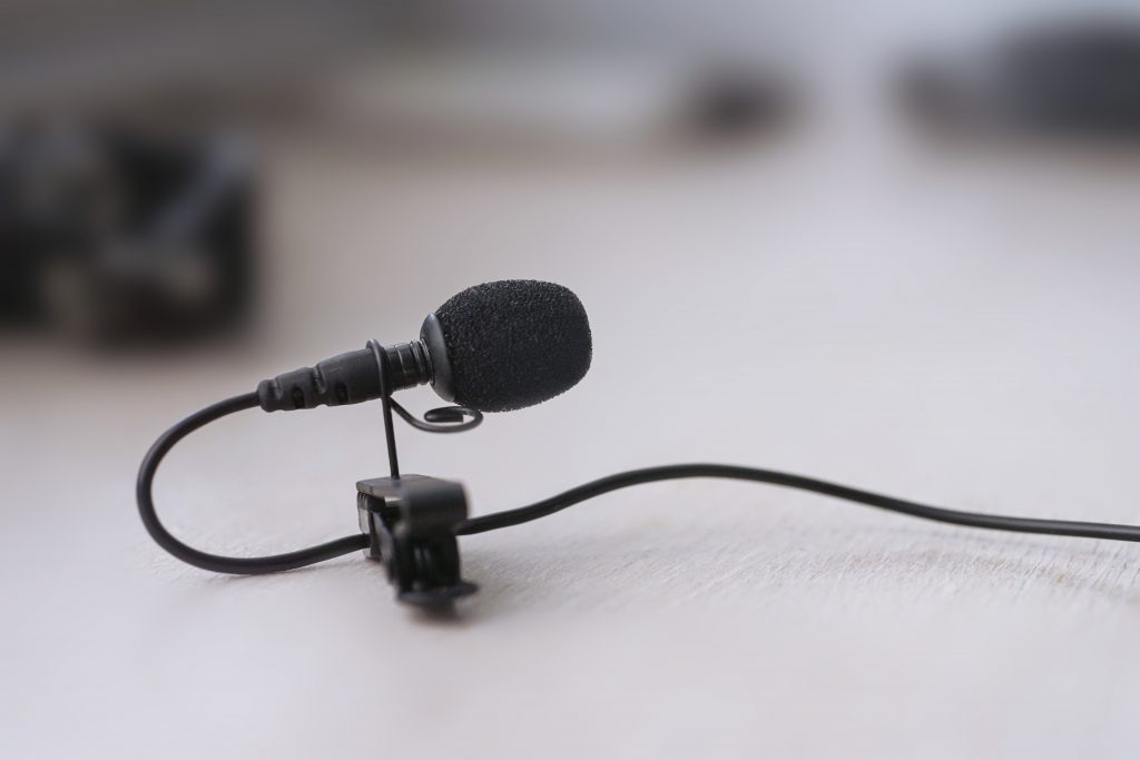 the BEST Lavalier Microphone