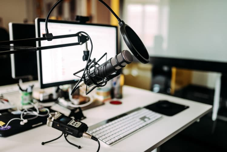 what you need to record vocals at home