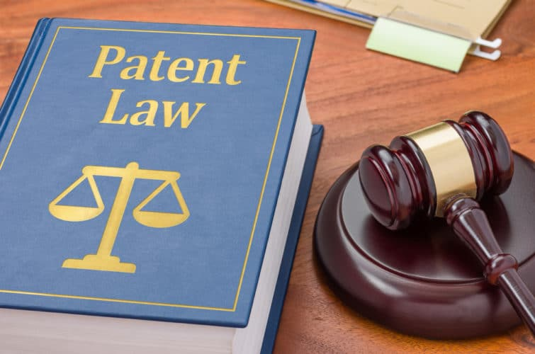 war of patents