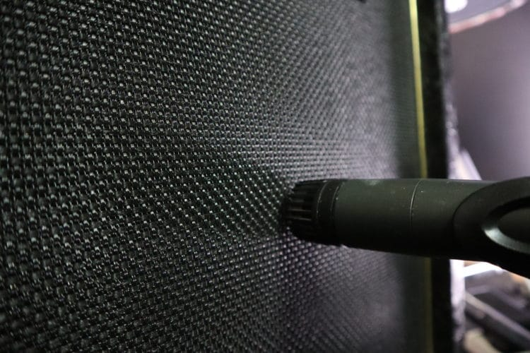 mic up your amp