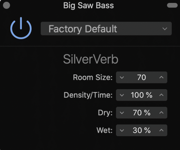 learning about reverb