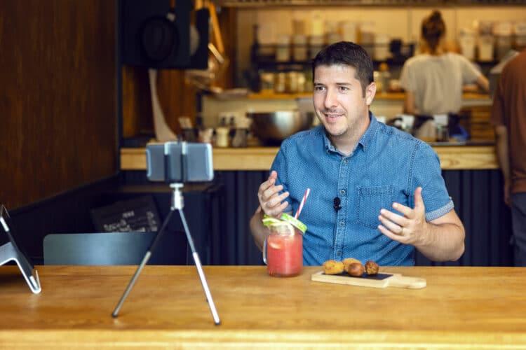 lavaliers for talking head videos