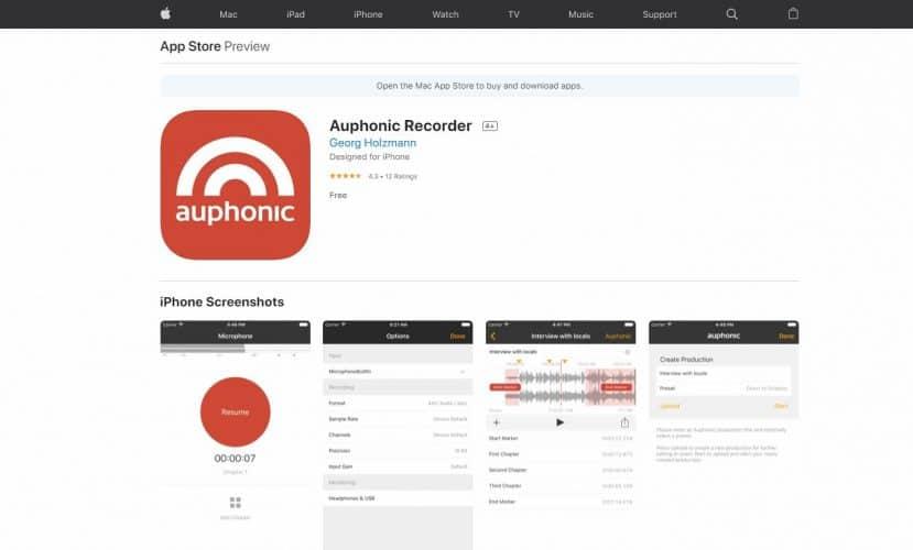 Auphonic