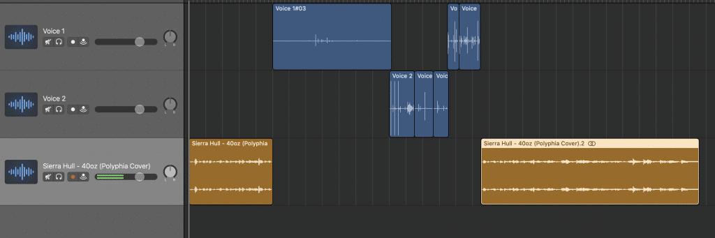GarageBand for Podcasting