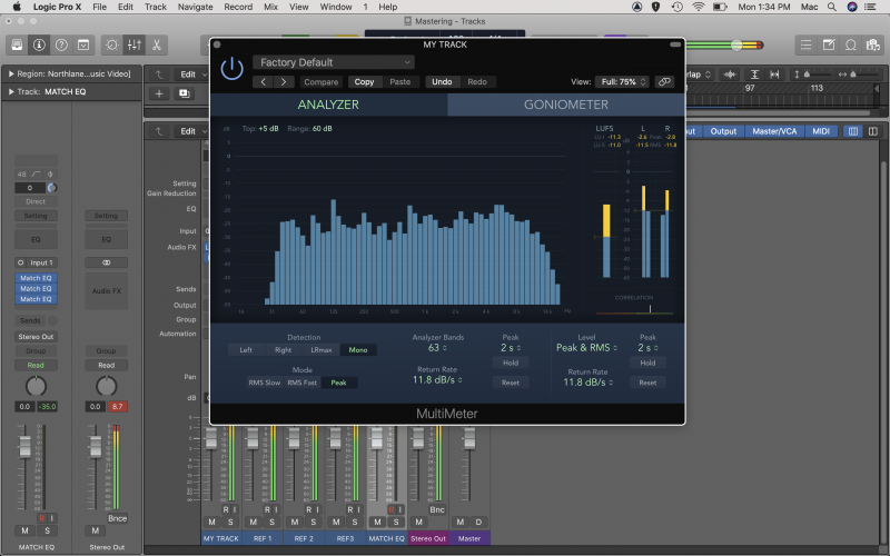 use an EQ to cut in this area
