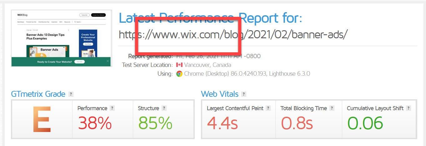 compare website builder